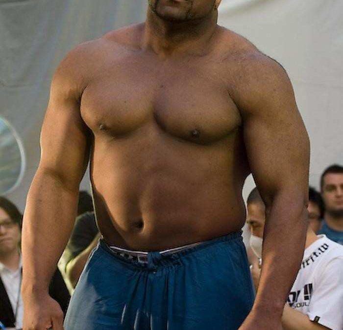 Bob Sapp – monster