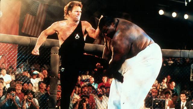 Emmanuel Yarbrough najcięższy zawodnik MMA w historii