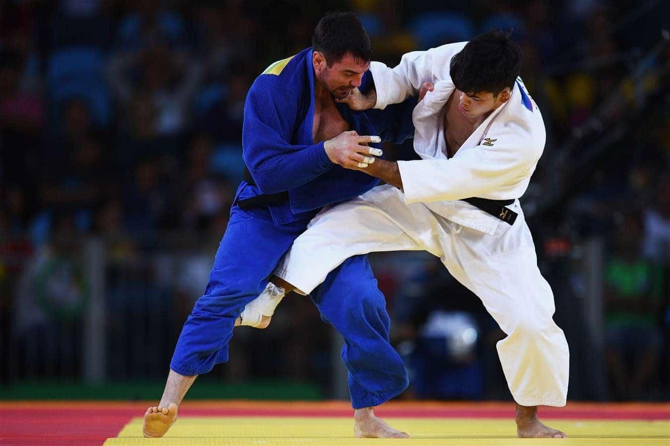 Ukemi – pady w judo