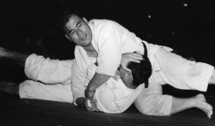 Masahiko Kimura – twórca Kimury
