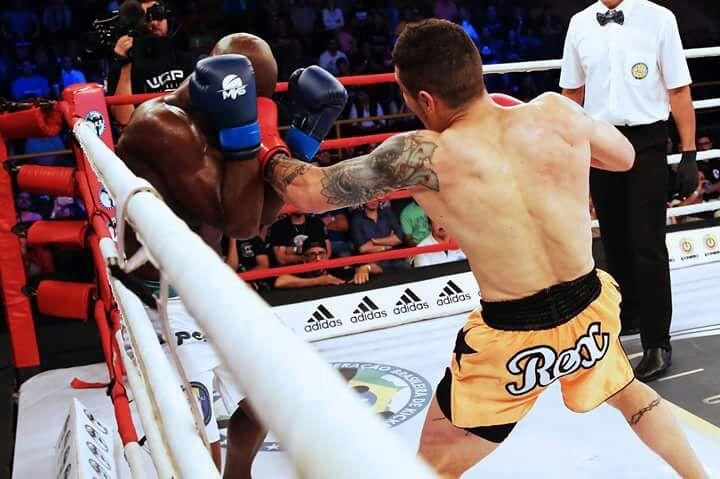 Historia Kickboxingu!