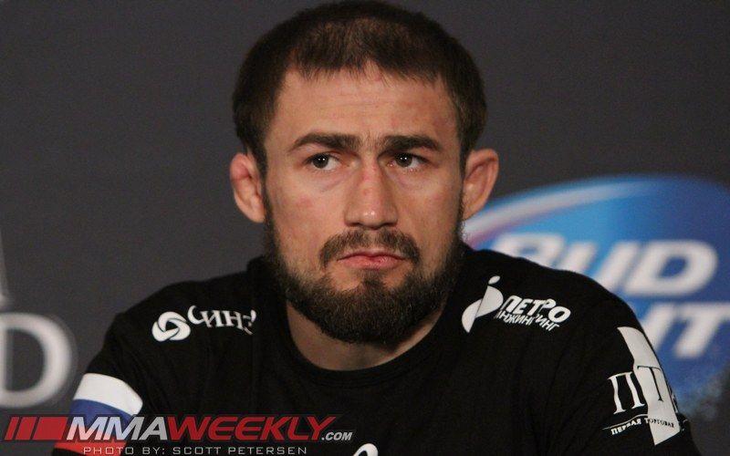 Ali Bagautinow – zawodnik MMA ochroniarzem Putina