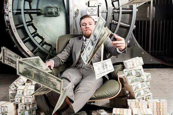 Conor McGregor właśnie kupił sobie małą wyspę na archipelagu Melediwów