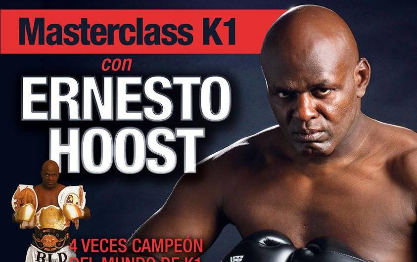 Ernesto  Hoost utytułowany holenderski kick-boxer