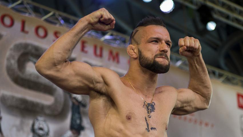 Mateusz Gamrot  otrzymał oferty z UFC, Bellatora, PFL i innych organizacji