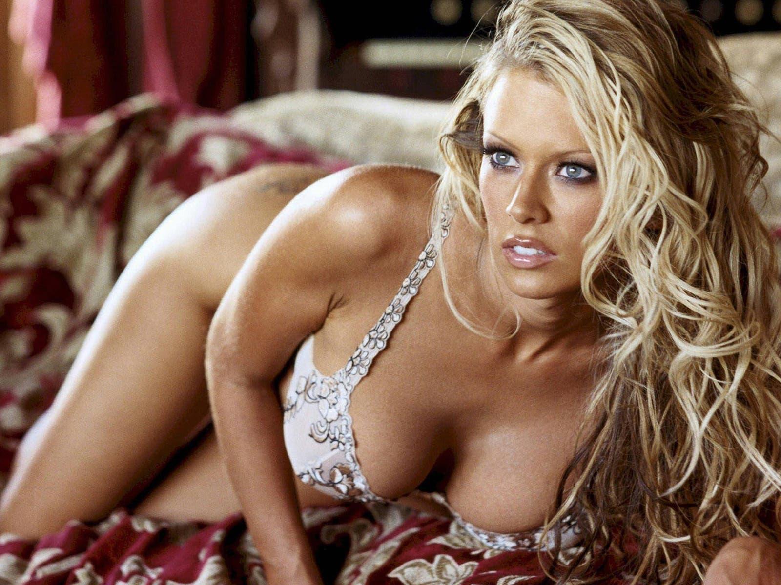 Gwiazda porno Jenna Jameson (42 l.) chce Conora.