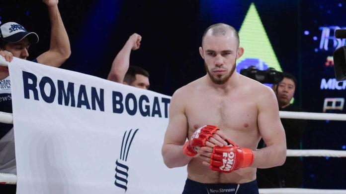 Roman Bogatow wylatuje z UFC