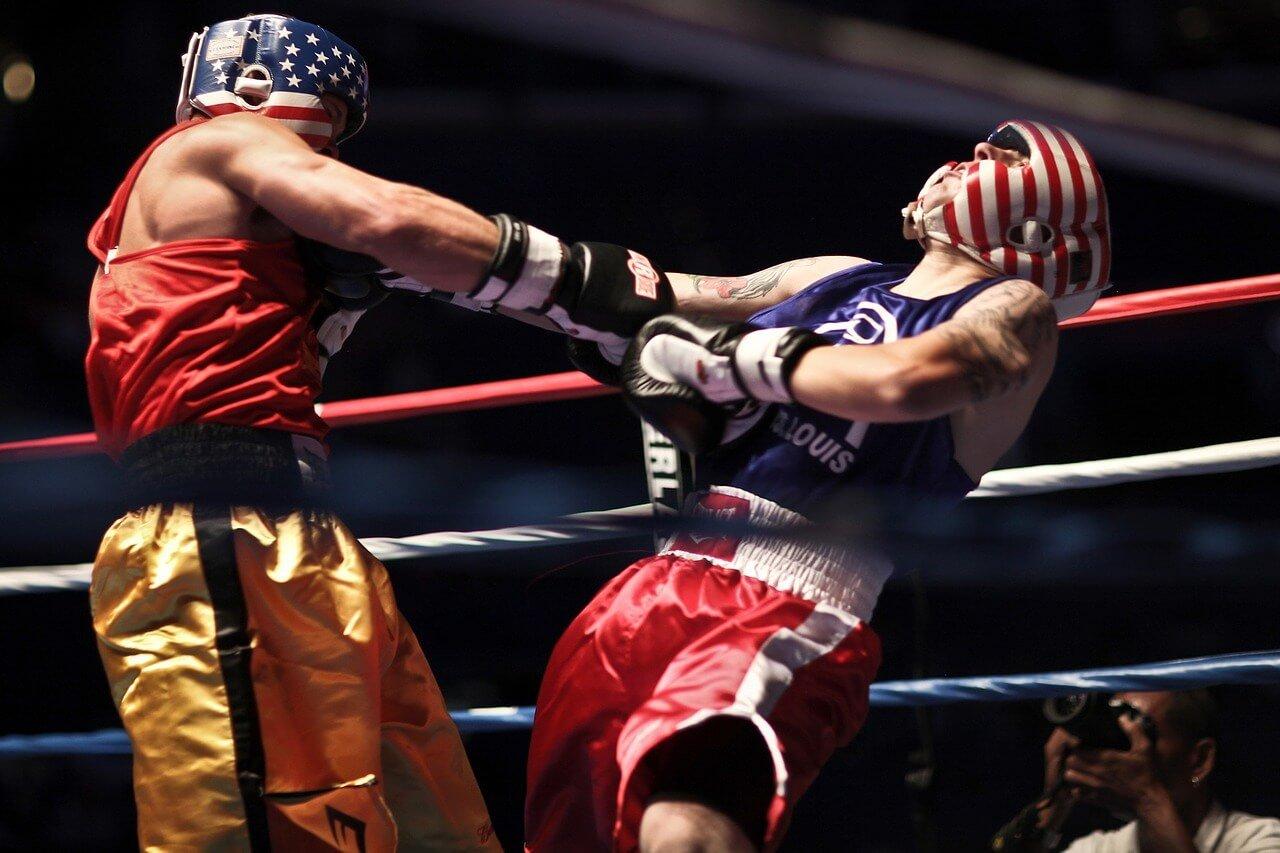 Czy wiesz, że przeciętny człowiek uderza z 10-krotnie mniejszą siłą niż bokser?
