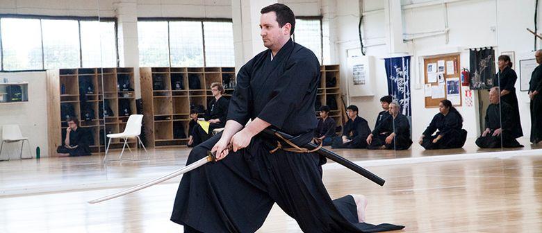 Laidō – sztuka dobywania miecza