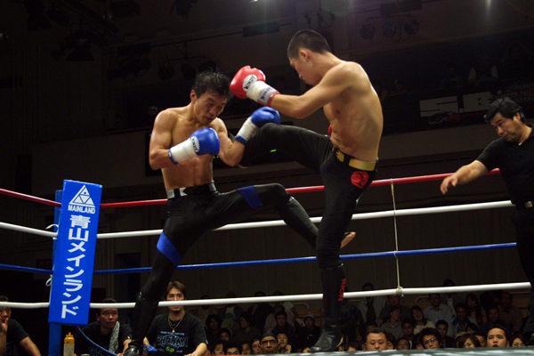 Shoot boxing – japoński tygrys