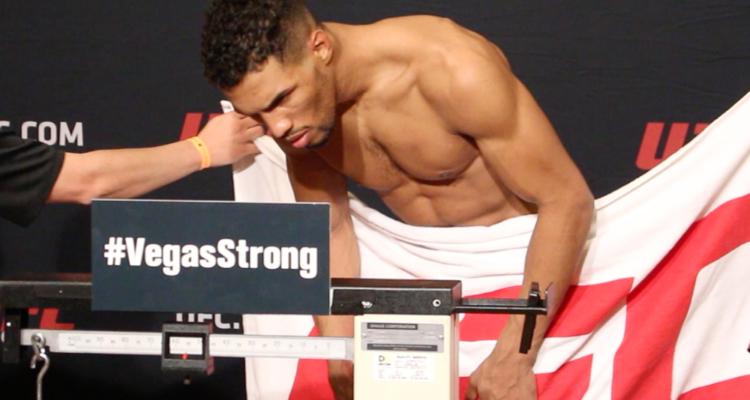 UFC posiada 12 kategorii wagowych