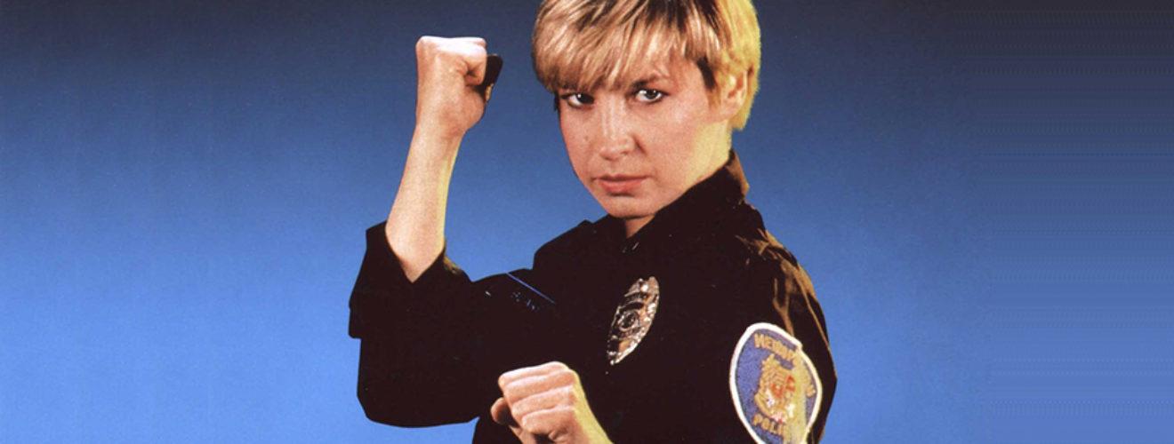Cynthia Rothrock – KSIĘŻNICZKA lat 80-tych.