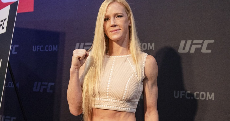 Holly Holm – mistrzyni High Kicka !