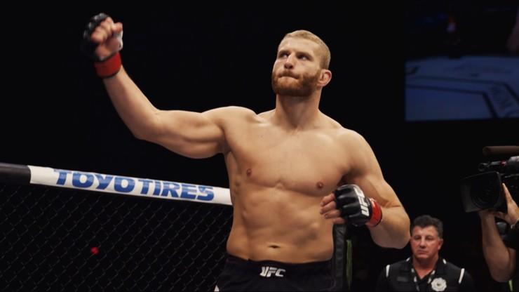 Jan Błachowicz przejdzie do historii jako mistrz dwóch kategorii wagowych w UFC ?