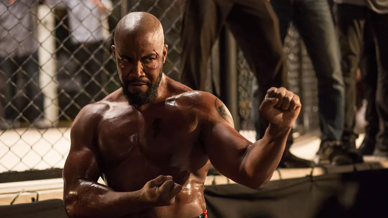Michael Richard Jai White – blood and bone!