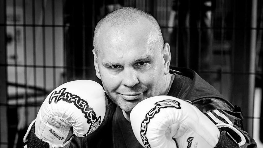 Piotr Jurczyk- znakomity bokser, zmarł po długiej chorobie nowotworowej.