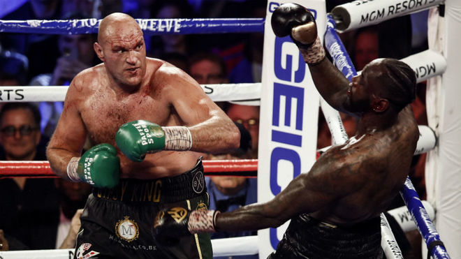 Tyson Fury potwierdził, że jego trzecia walka z Deontayem Wilderem została odwołana.