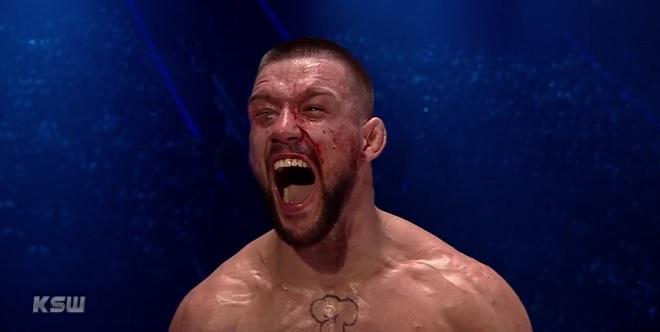 Debiut Mateusza Gamrota w UFC stanął pod znakiem zapytania.