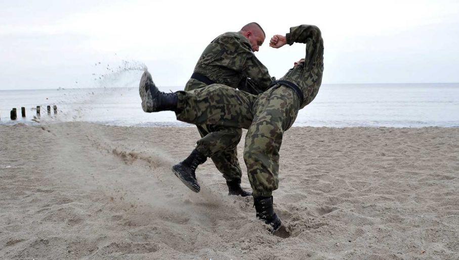MMA i wojsko !!!!
