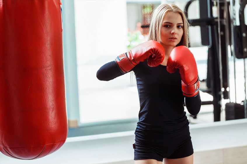 Jaki worek bokserski wybrać?