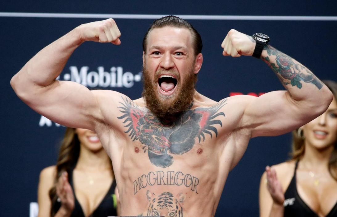Conor McGregor wraca 23 stycznia