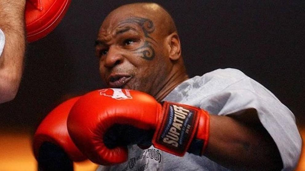 Mike Tyson – kokainista.