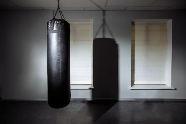 Rekord w długości uderzenia w worek treningowy