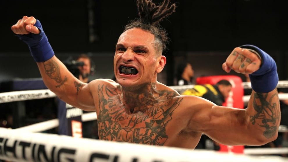 Trzech sekund potrzebował Uly Diaz, by znokautować w Miami Doneleia Benedetto.