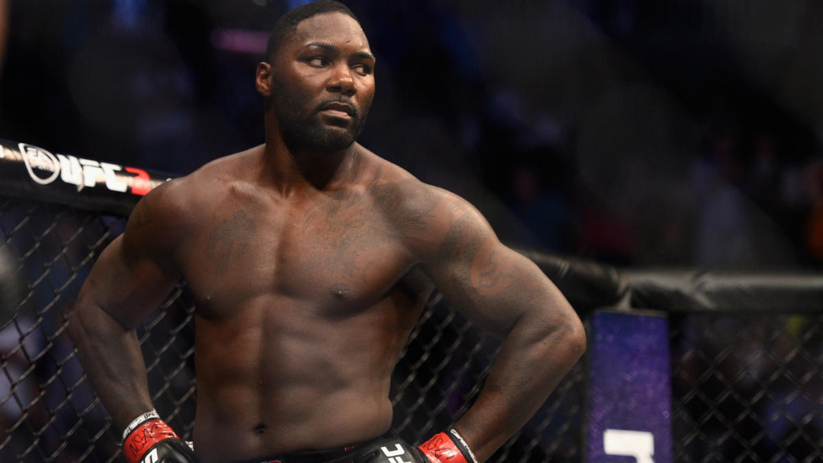 Anthony  Johnson postrach octagonów!