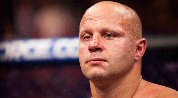 Fiodor Jemieljanienko trafił do szpitala po zakażeniu koronawirusem.