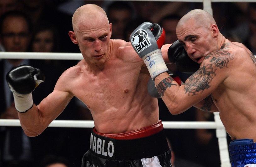 Na ring szykuje się Krzysztof Włodarczyk.