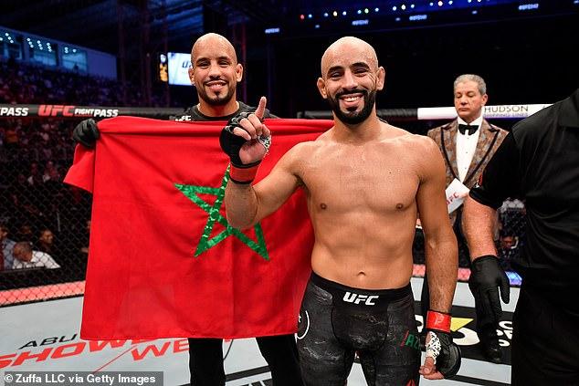 Ottman Azaitar zwolniony z UFC