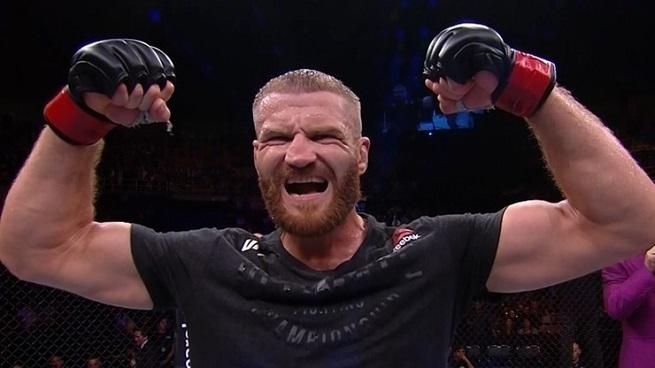 6 marca Jan Błachowicz będzie po raz pierwszy bronił pasa wagi półciężkiej UFC