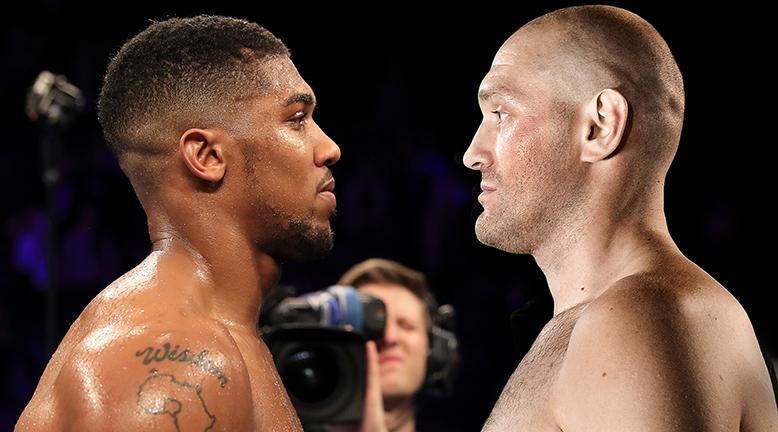 Pojedynek Anthony'ego Joshuy (24-1, 21 KO) z Tysonem Furym (30-0-1, 21 KO) – 100 mln dol