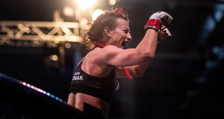 Ewelina Woźniak w UFC….