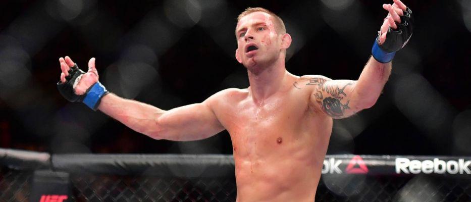 Sean Strikland (22-3) będzie rywalem Krzysztofa Jotki (22-4) na gali UFC Fight Night