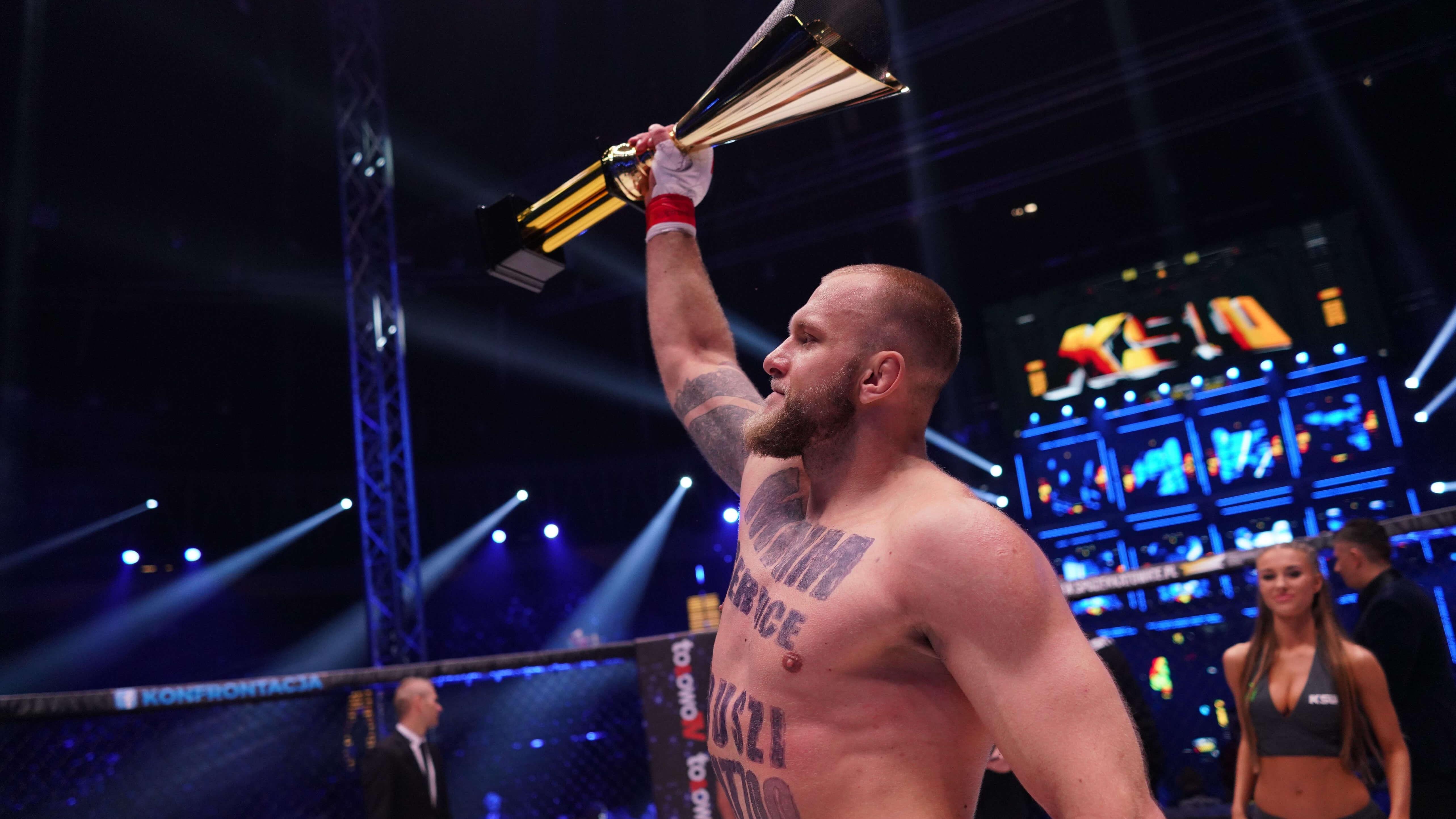 Michał Andryszak kolejny pojedynek stoczy dla organizacji Fight Empire MMA.