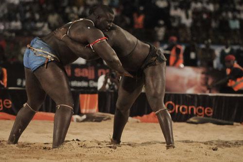Legenda zapasów Serigne Ousmane Dia wkracza
