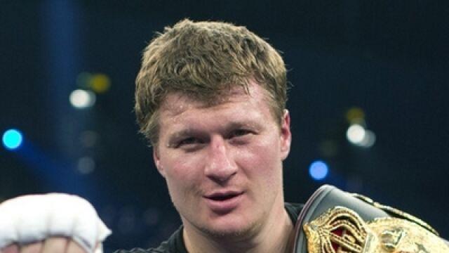 Aleksandr Władimirowicz Powietkin