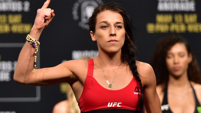 Była mistrzyni UFC usłyszała niewybredne komentarze na swój temat.