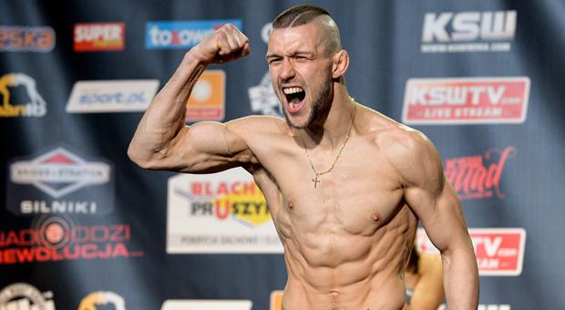 Mateusz Gamrot szykuje życiową formę na drugą walkę w UFC.