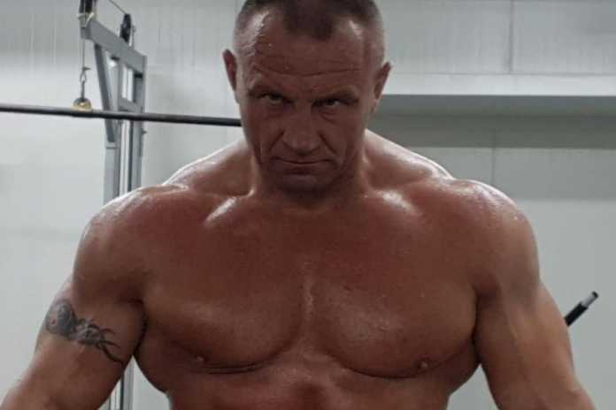Mariusz P. – znany zawodnik MMA oraz były strongman został oskarżony