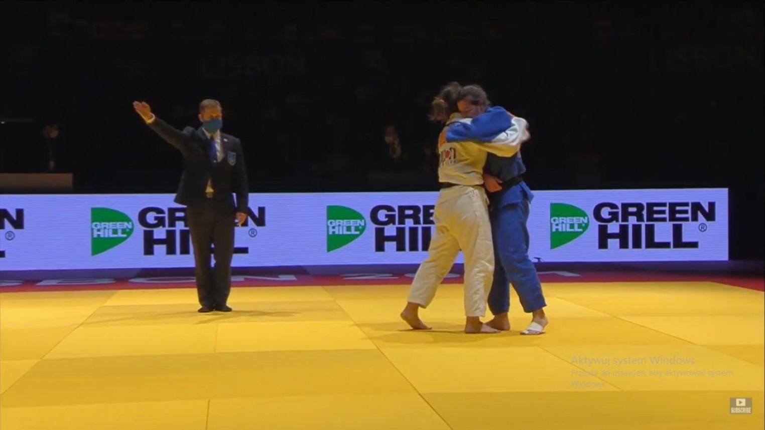 Beata Pacut została piątą polską indywidualną mistrzynią Europy seniorek w judo