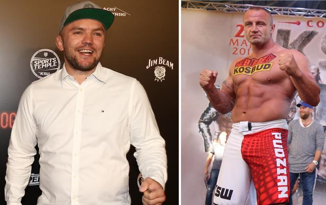 Mariusz Pudzianowski vs Łukasz Jurkowski