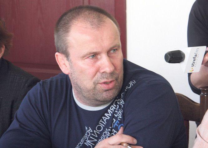 Piotr Stępień – ochroniarz