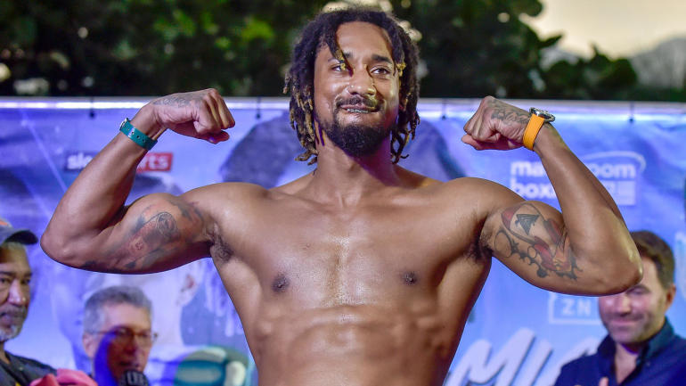 Demetrius Andrade (30-0, 18 KO) pokonał jednogłośnie na punkty Liama Williamsa