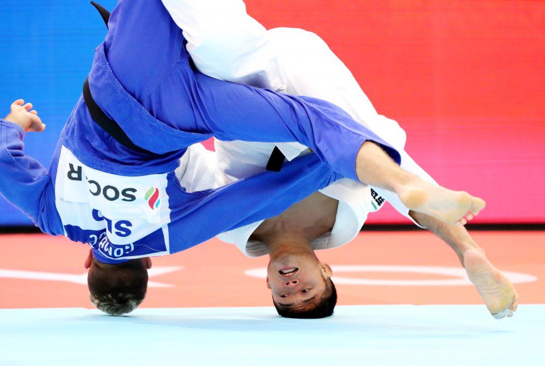 Już w piątek, 16 kwietnia rozpoczynają się Mistrzostwa Europy w Judo .