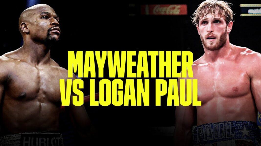 Floyd Mayweather Jr. vs Logan Paul.