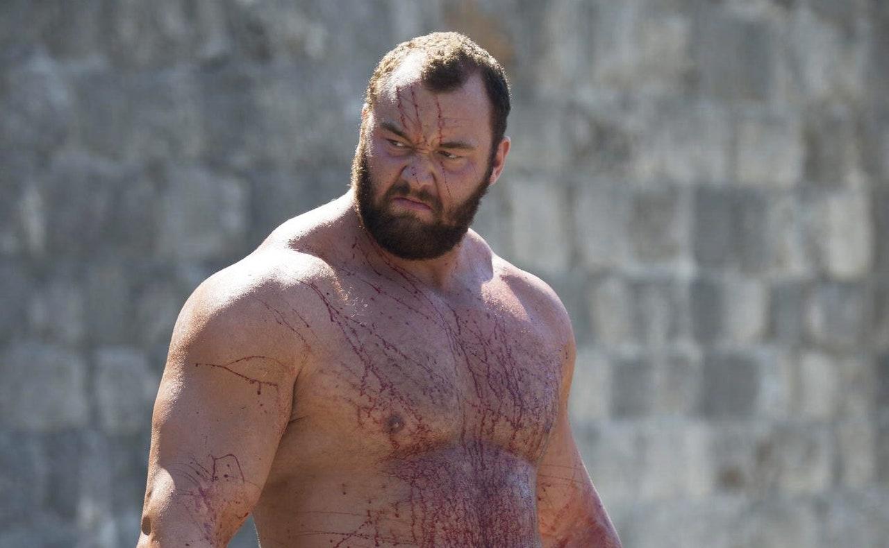 Bokserski pojedynek najsilniejszego człowieka na świecie