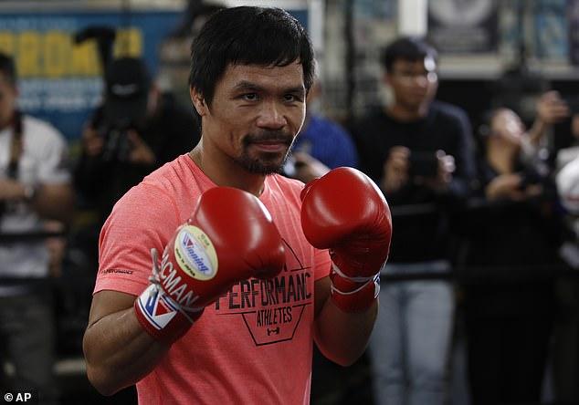 Potwierdzają się zaskakujące wieści ws. powrotu na ring Manny'ego Pacquiao.